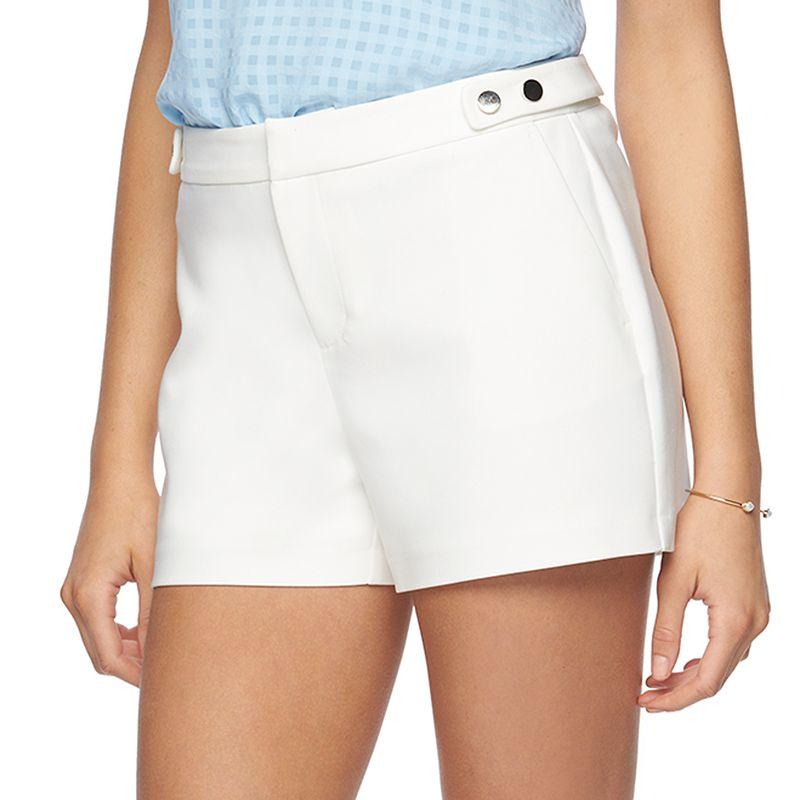 Women's ELLE™ Solid Shorts