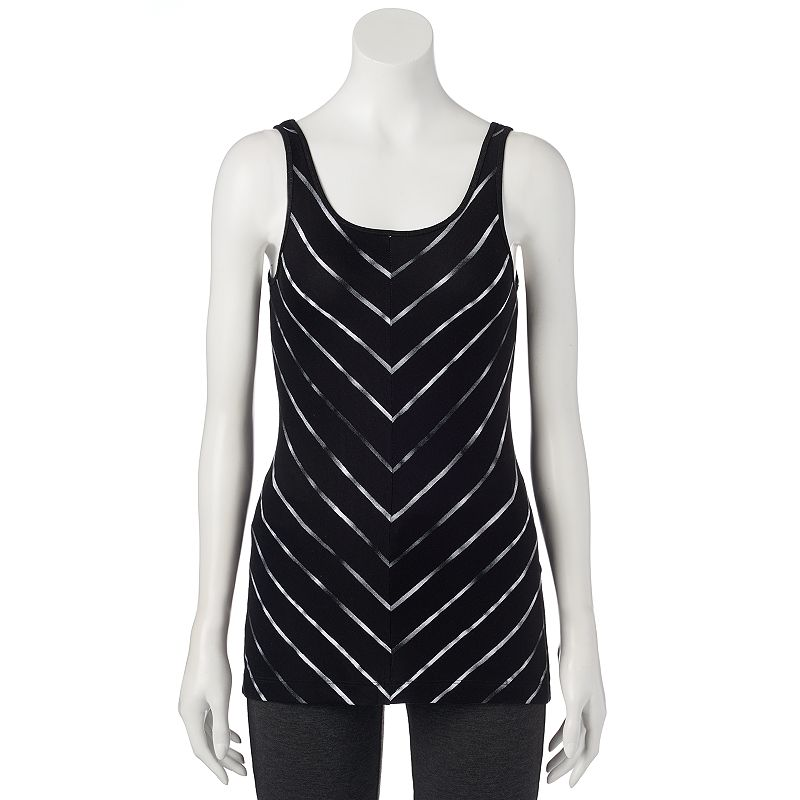 Women's Apt. 9® Mitered Tank
