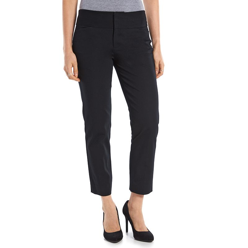 Women's ELLE™ Polished Ankle Pants