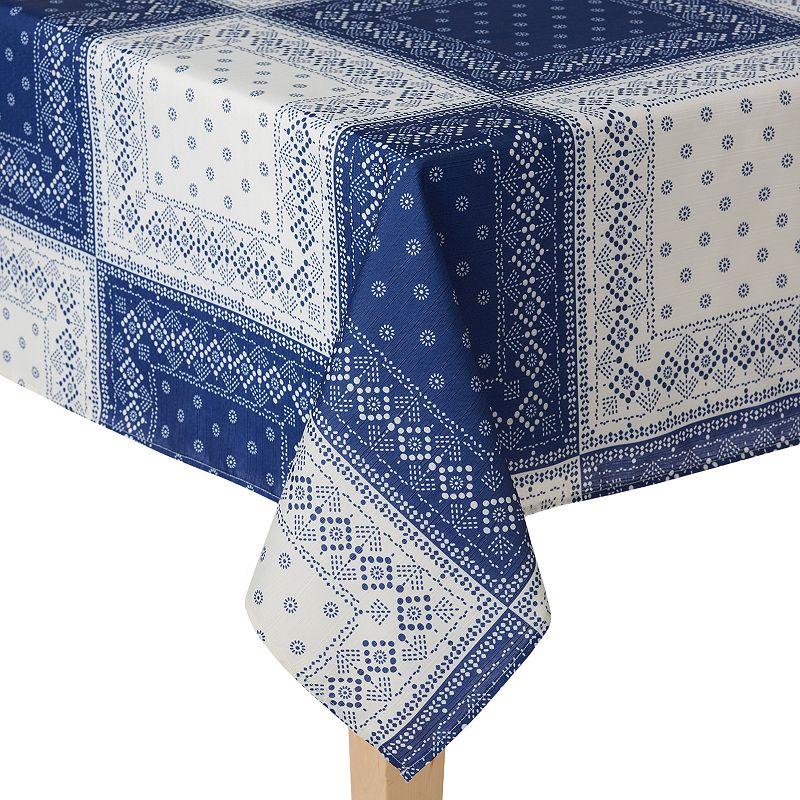 Celebrate Local Life Together Bandana Tablecloth