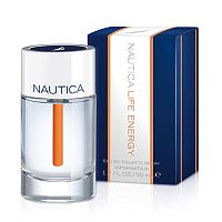 Nautica Life Energy Men's Cologne