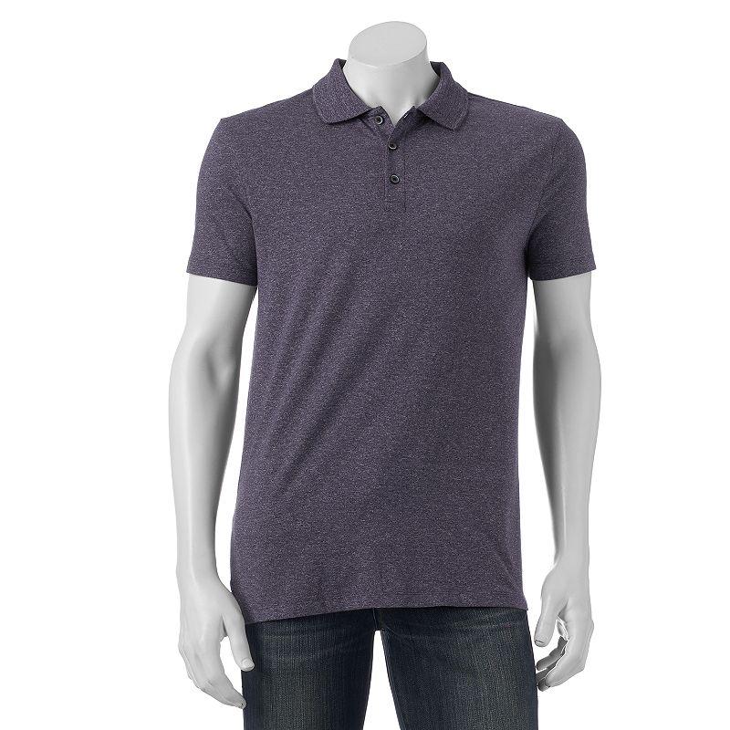 Men's Apt. 9® Modern-Fit Jaspe Polo