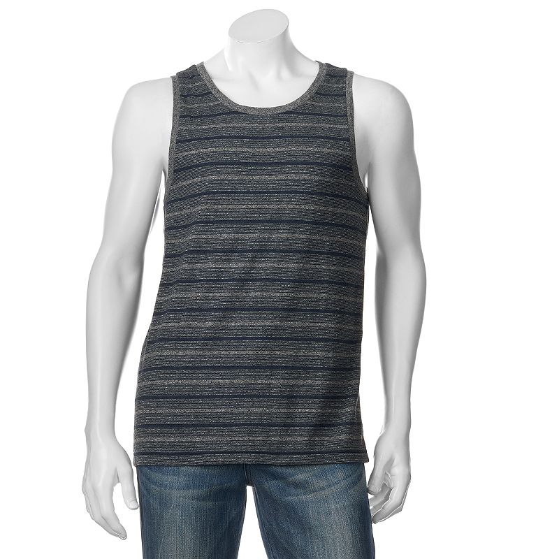 Men's® Apt. 9 Modern-Fit Striped Tank Top