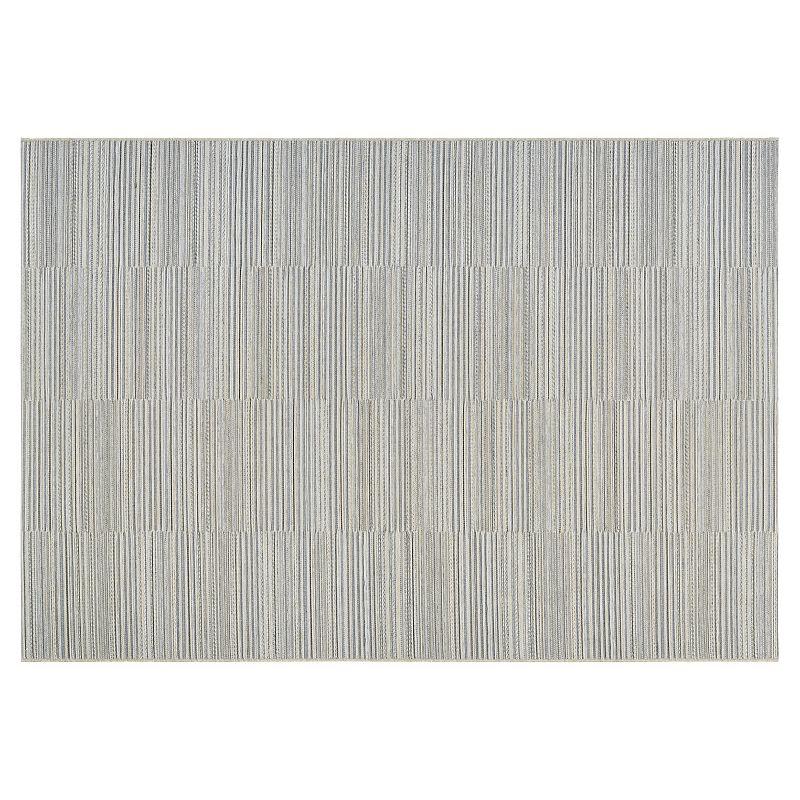 Couristan Cape Hyannis Striped Indoor Outdoor Rug