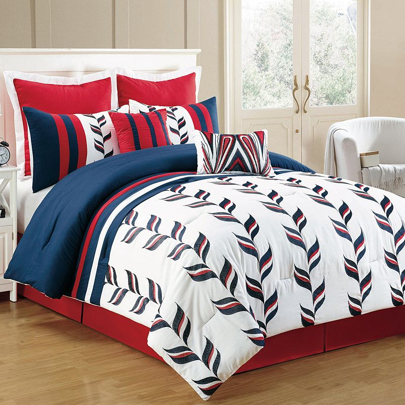 Penny 8-piece Bed Set