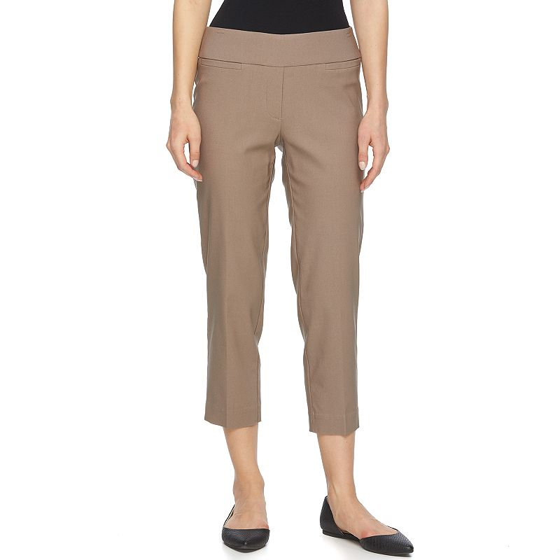Women's Apt. 9® Millennium Pull-On Capris