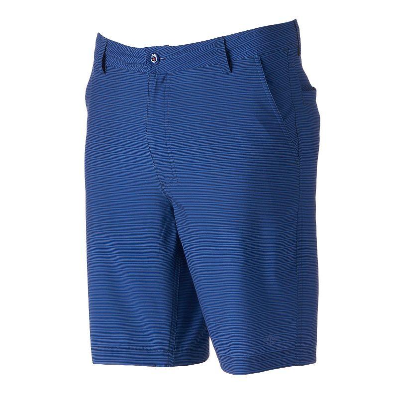 Men's Dockers Pinstriped Hybrid Shorts
