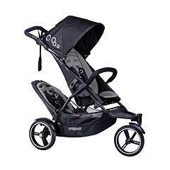 Phil & Teds 2016 Dot Inline Double Stroller  by