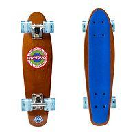Youth Kryptonics 22.5-in. Wood Torpedo Complete Skateboard