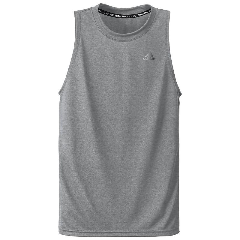 Boys 8-20 adidas Essentials Climalite Muscle Tank Top