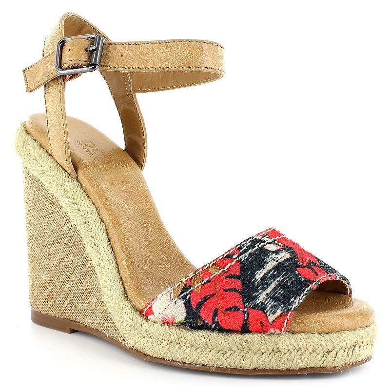 Dolce by Mojo Moxy Posey Women's Wedge Sandals