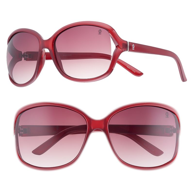 Women's Jennifer Lopez Willa Butterfly Square Sunglasses