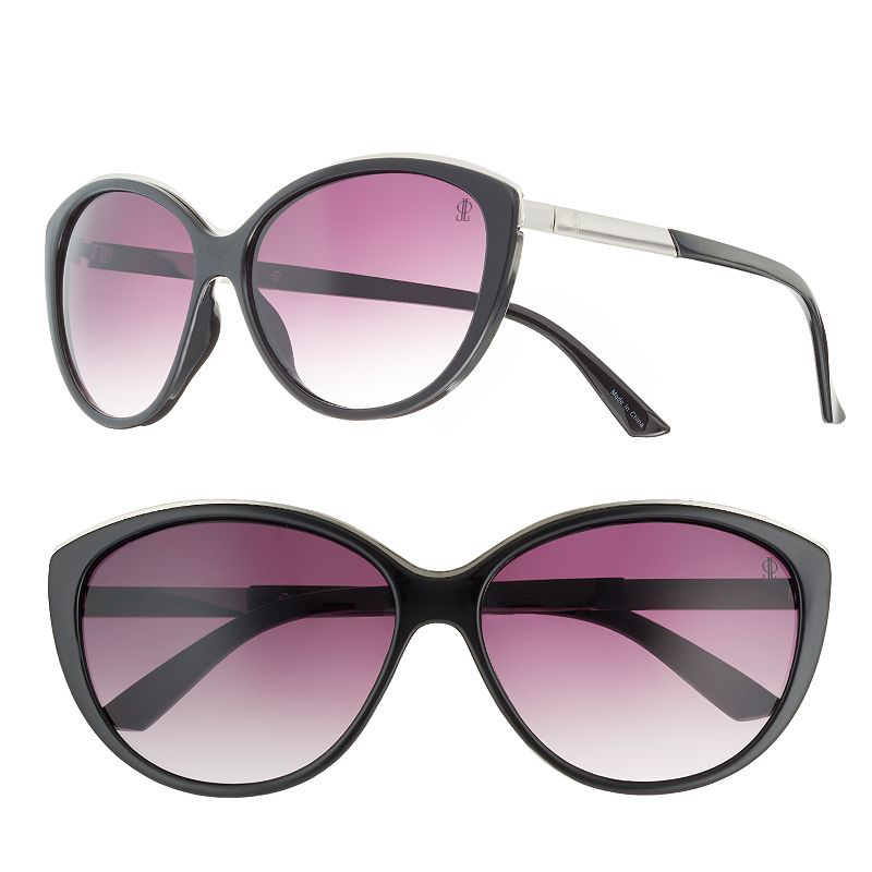 Women's Jennifer Lopez Aurora Cat's-Eye Sunglasses