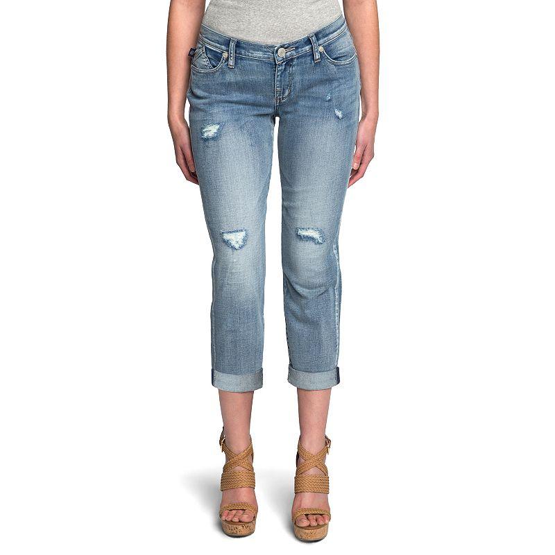 Women's Rock & Republic® Indee Slim-Fit Boyfriend Jeans