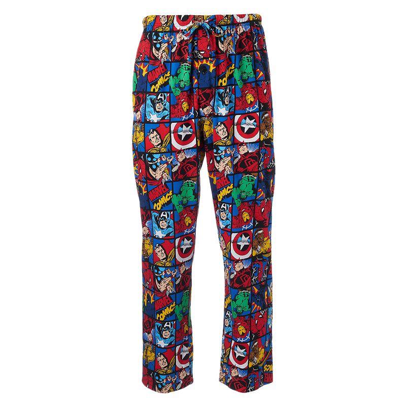 Men's Marvel Comics Character Lounge Pants