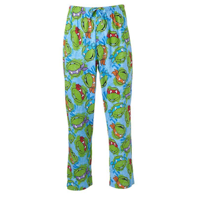 Men's Teenage Mutant Ninja Turtles Funky Beach Lounge Pants