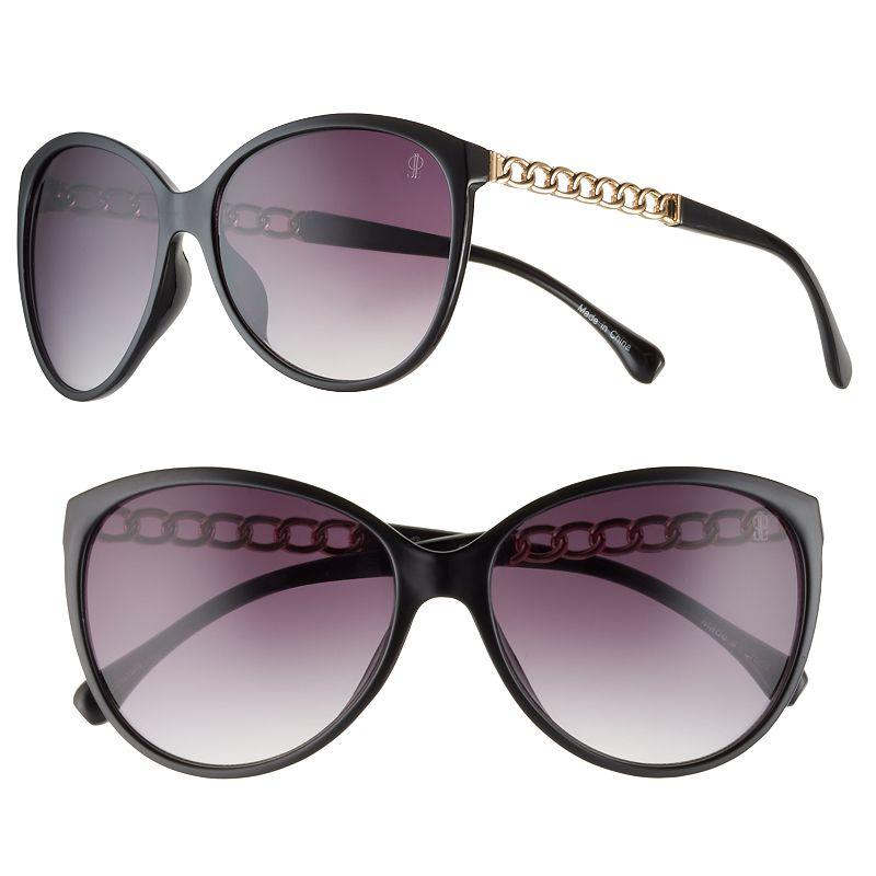 Women's Jennifer Lopez Chakia Cat's-Eye Sunglasses