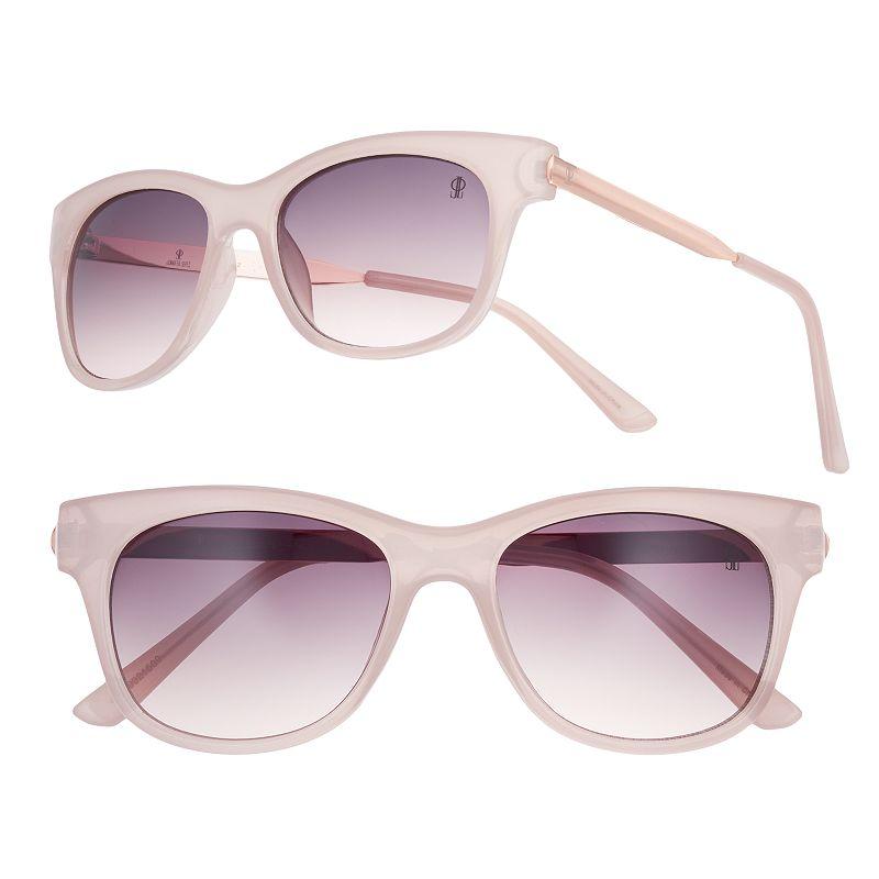 Women's Jennifer Lopez Karena Retro Square Sunglasses