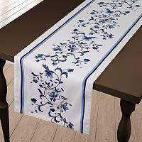 Portmeirion Blue Portofino Table Runner