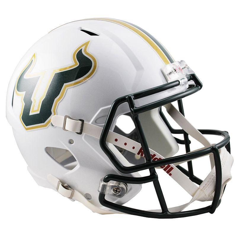 Riddell South Florida Bulls Revolution Speed Replica Helmet