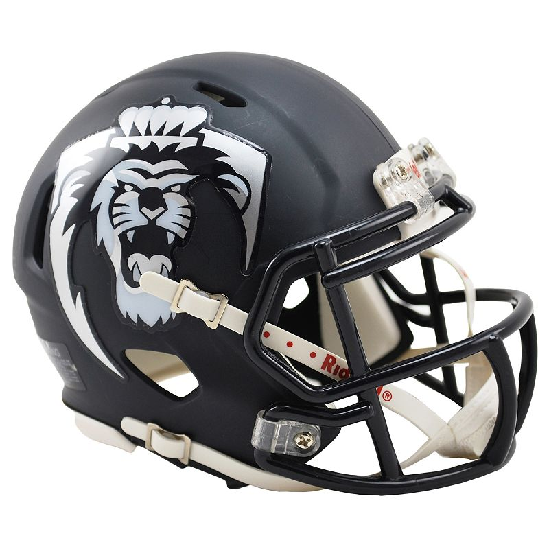 Riddell Old Dominion Monarchs Revolution Speed Mini Replica Helmet