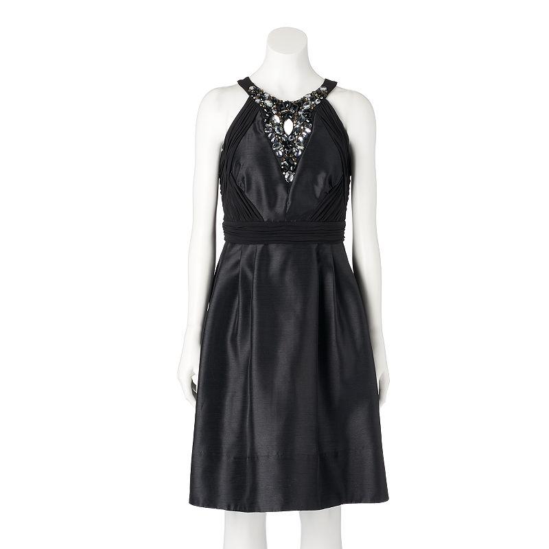 Women's Chaya Embellished Fit & Flare Dress