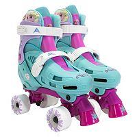 Disney's Frozen Kids Classic Quad Roller Skates by Playwheels