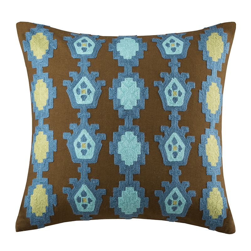 HH Arietta 16'' x 16'' Throw Pillow
