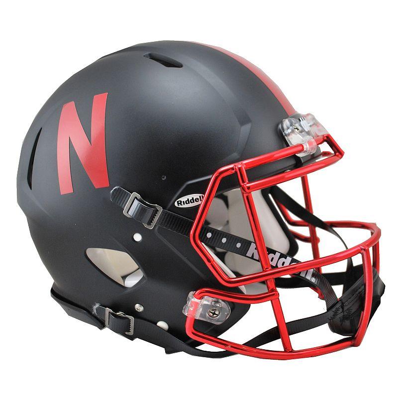 Riddell Nebraska Cornhuskers Revolution Speed Authentic Helmet
