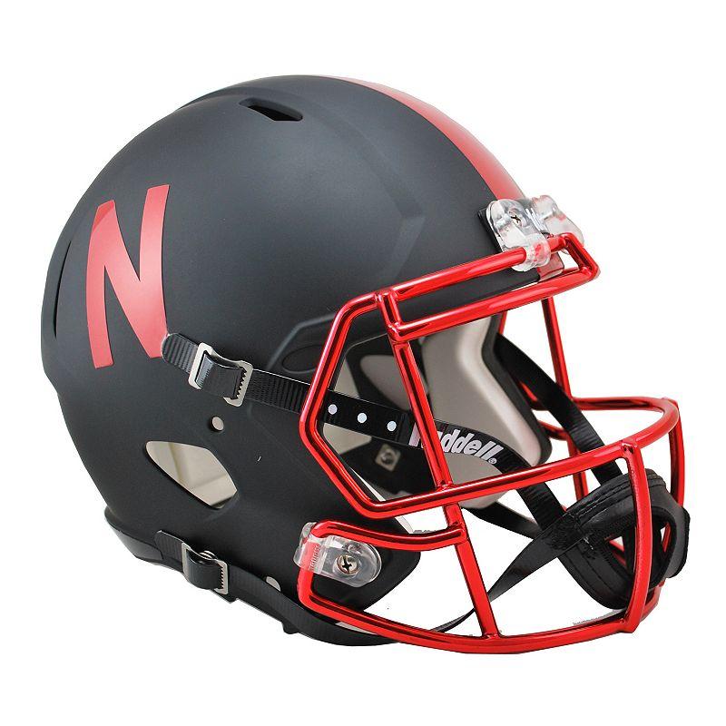 Riddell Nebraska Cornhuskers Revolution Speed Replica Helmet