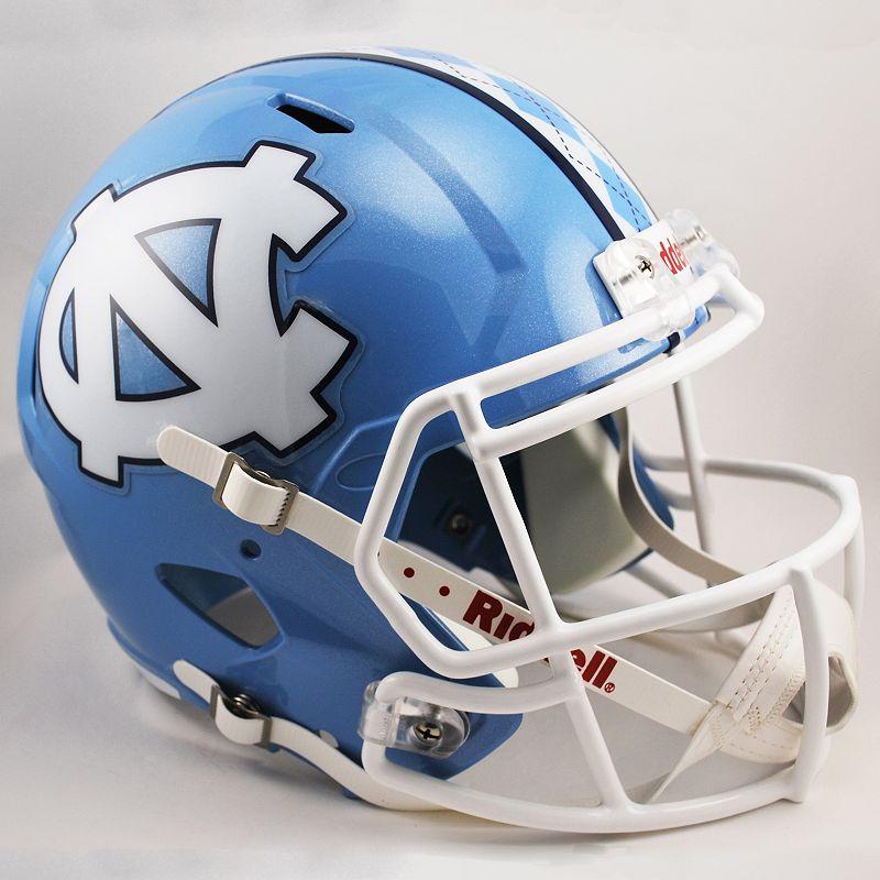 Riddell North Carolina Tar Heels Revolution Speed Replica Helmet
