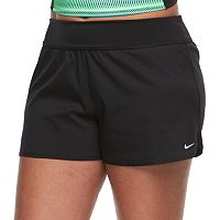 Plus Size Nike Core Solid Boardshort Bottoms