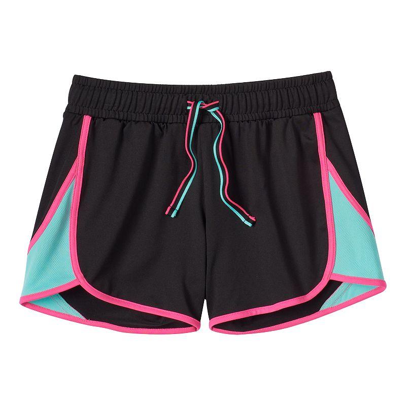 Girls 7-16 & Plus Size SO® Neon Running Shorts