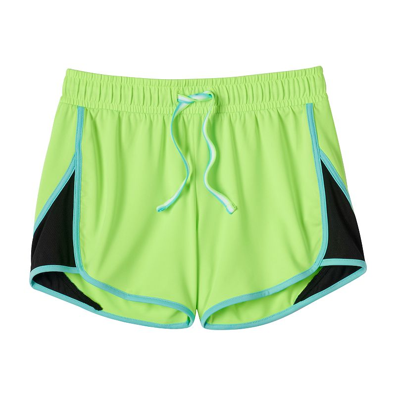 Girls 7-16 & Plus Size SO® Neon Running Shorts