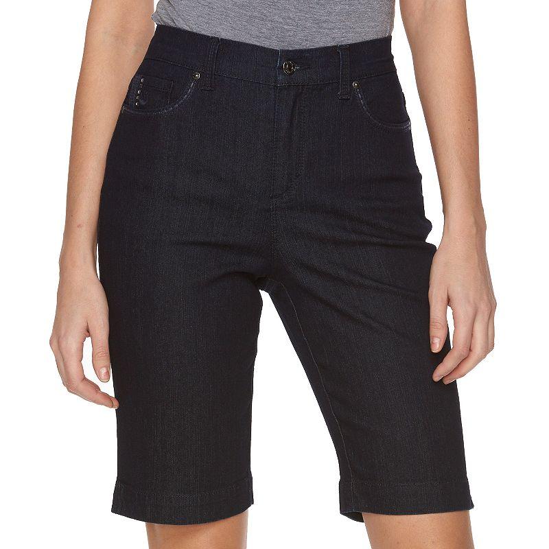 Women's Gloria Vanderbilt Amanda Jean Bermuda Shorts