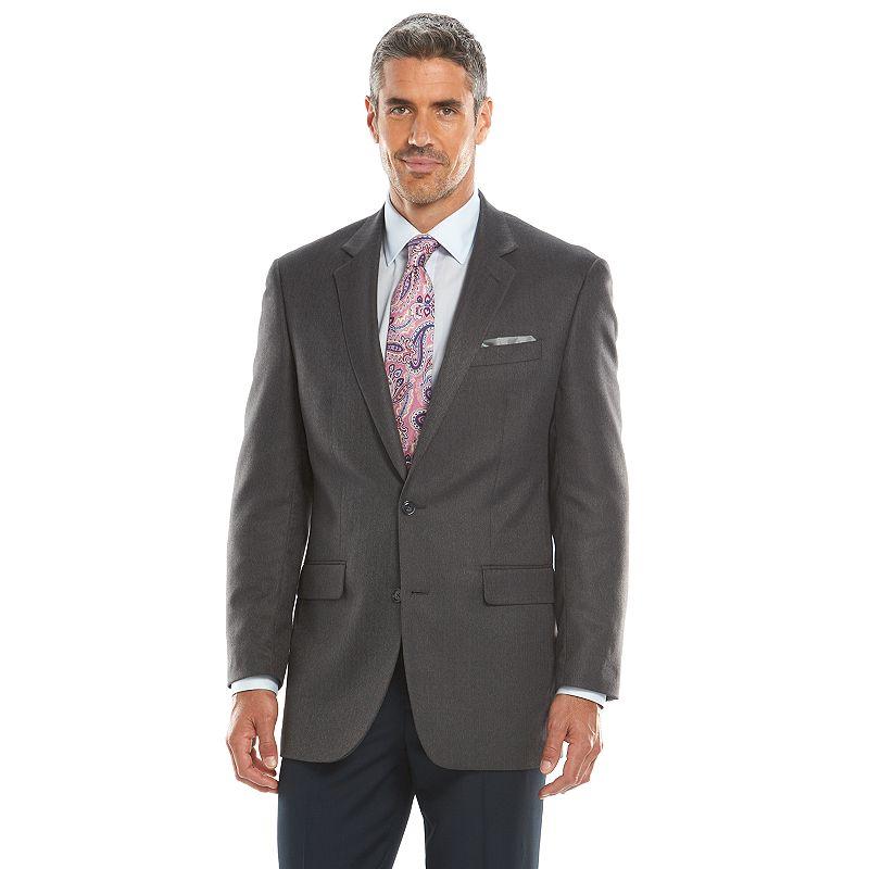 Big & Tall Croft & Barrow® True Comfort Classic-Fit Sport Coat