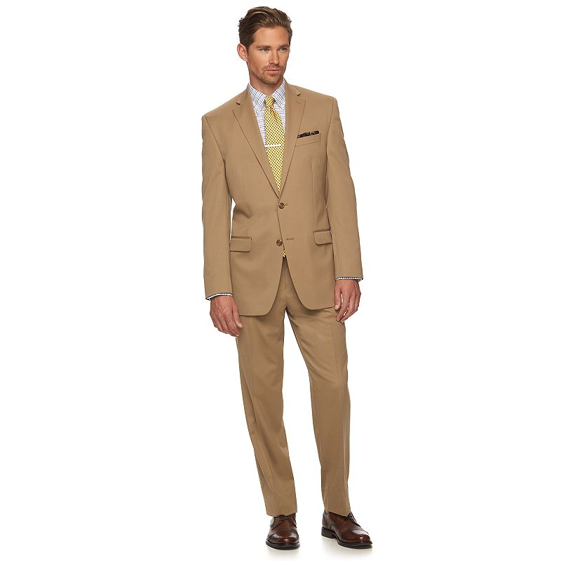 Men's Chaps Classic-Fit Wool-Blend Performance Suit Jacket