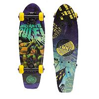Kids Teenage Mutant Ninja Turtles 21-in. Complete Skateboard by Playwheels