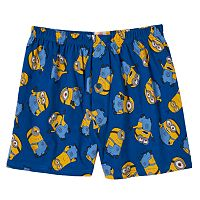 Men's Despicable Me Minion Boxers in a Tin
