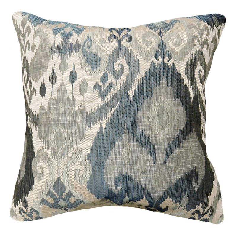 Spencer Home Decor Witherfield Ikat Throw Pillow