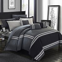 Chic Home Zarah 10-piece Oversized Bed in a Bag Set