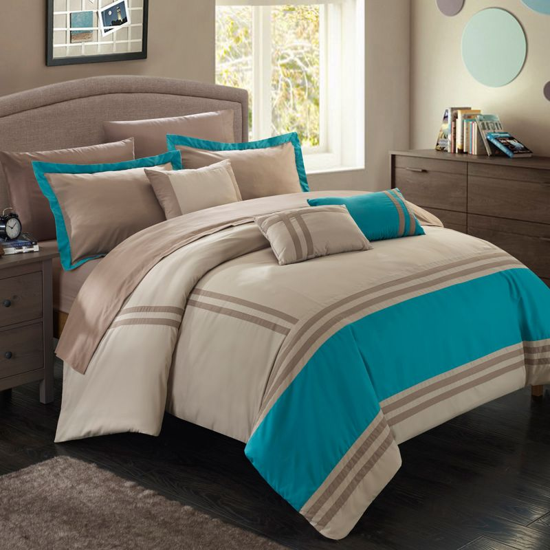 Patchwork Bedding