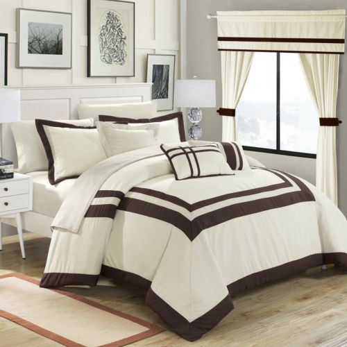 Chic Home Ritz 20 piece Bed in a Bag Set