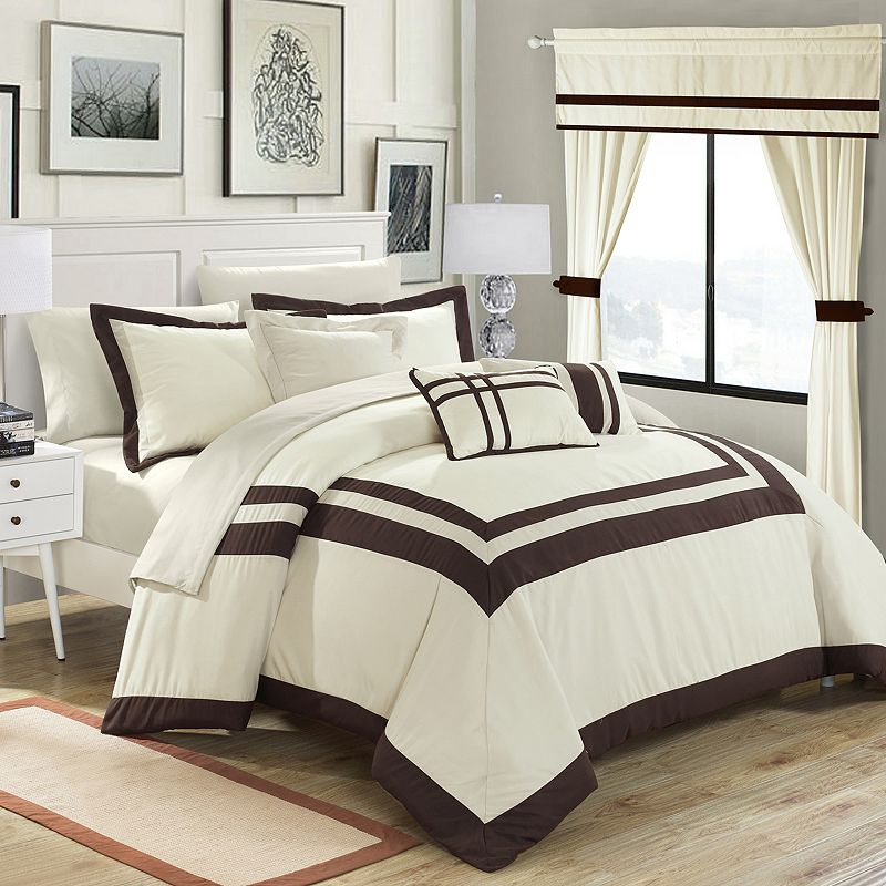 Chic Home Ritz 20-piece Bed in a Bag Set