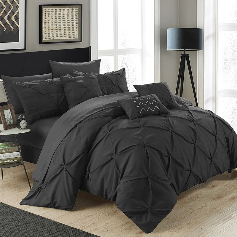 Chic Home Hannah 10-piece Bed in a Bag Set