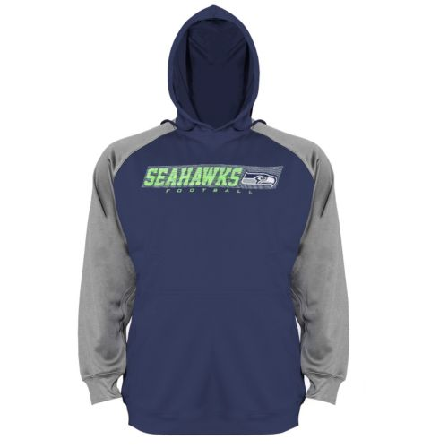 Big & Tall Seattle Seahawks Raglan Hoodie