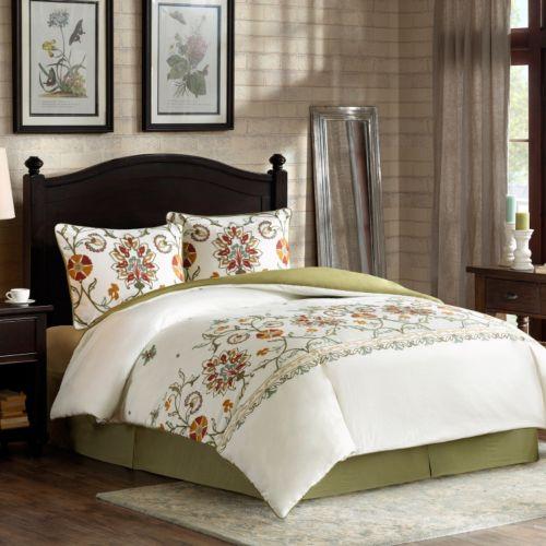 HH Arabesque 4-piece Bed Set