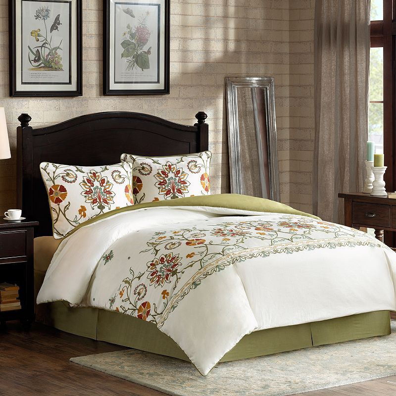 HH Arabesque 4-piece Bed Set