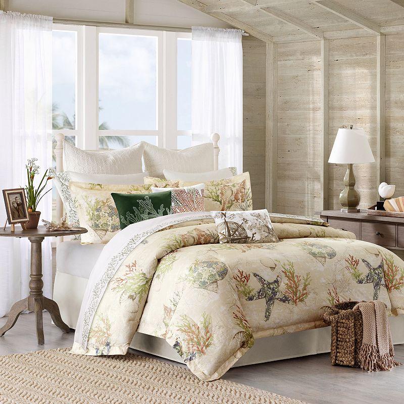 HH Summer Beach 4-piece Bed Set