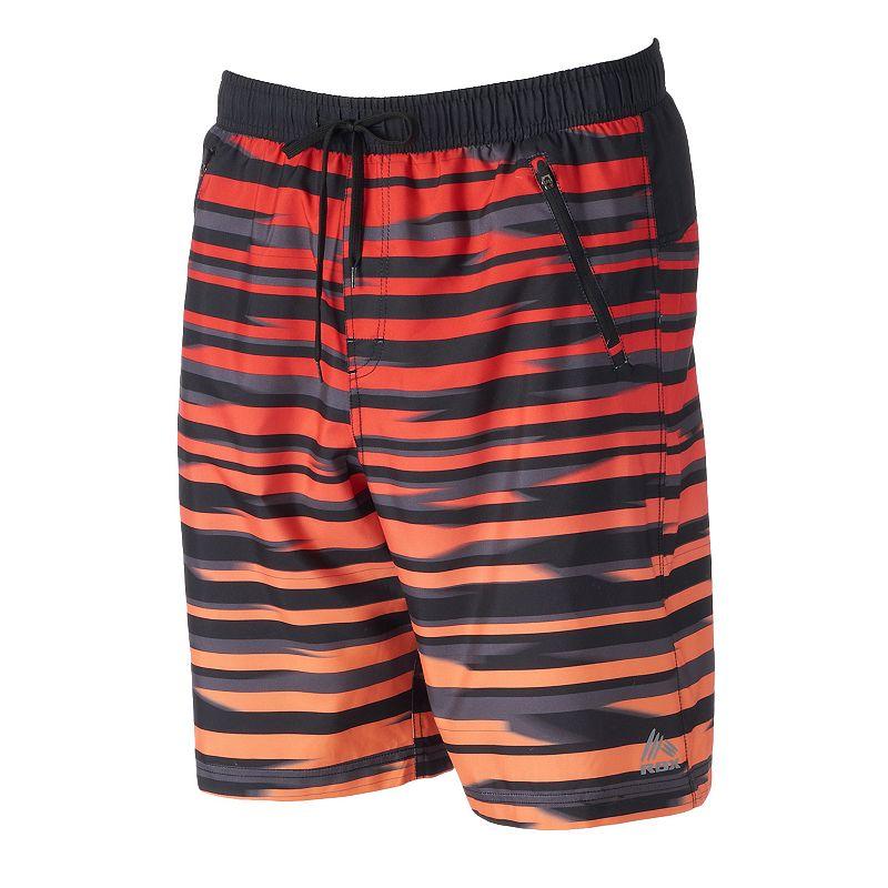 Men's RBX Striped Board Shorts